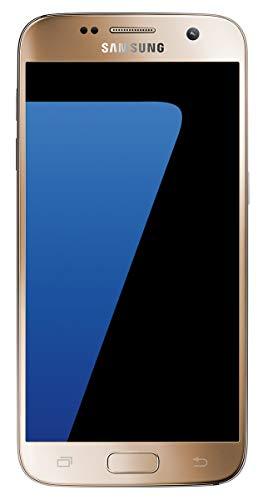 Samsung SM-G930UZDAXAA S7 Gold Galaxy Smartphone Unlocked-32Gb, Water-resistant up to 5 Feet,...
