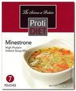 Soupe Minestrone Protidiet Haute Protein (7 / boîte)
