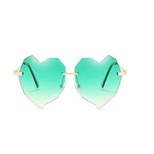 Réfléchissant d'un lunettes de green de Lunettes grenouille de polarisées pilote air couleur pilote Un plein Pilote coeur de Sports soleil polarisée sans de Voyager Miroir Film voler pour approprié zqwqYCR