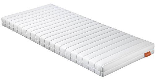 sleepling 190116 Matratze Basic 30 - Härtegrad 2 90 x 200 cm, weiß