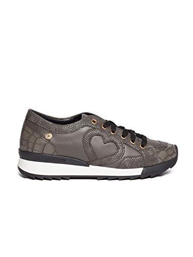 Love Sneaker Sneaker Grigio Donna Moschino Grigio Love Moschino Donna Grigio Donna Moschino Sneaker Love A1aqx5wa
