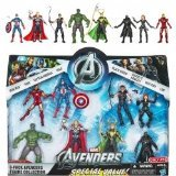 Marvel Exclusive Action Figure 8-Pack The Avengers