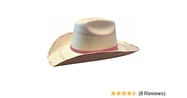 c784ff65e6586 Amazon.com  Atwood Kid s Pink Pinto Palm Leaf Hat  Infant And Toddler Warm  Weather Hats  Clothing