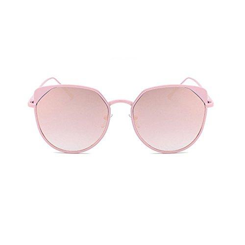 de Sol Moda de Pat Axiba Metal Reflectantes creativos Regalos Gafas Sol Gato Gafas Ojo Calle B Tendencias Sol de de Mujer Gafas qqwZSFI