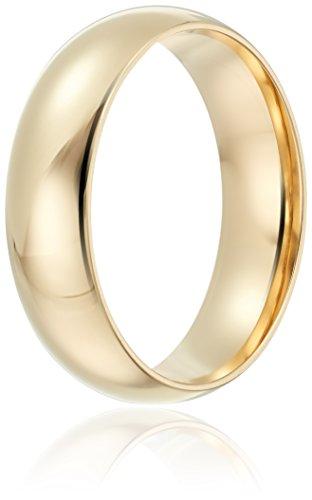 Standard-Comfort-Fit-14K-Gold-Wedding-Band-6mm