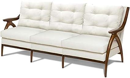 Amazon.com: Scarborough House 3Seater Sofa Retro MidMod ...