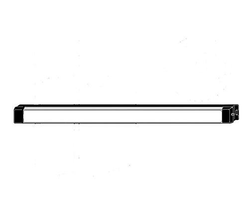 Adams Rite 8701EL-36-24 Electric Latch Retraction Rim Exit Device 24VDC ()