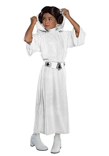 Deluxe Child Princess Leia Costume - ()