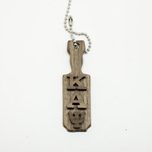Kappa Alpha Psi Paddle - Kappa Alpha Psi Square Wooden Paddle
