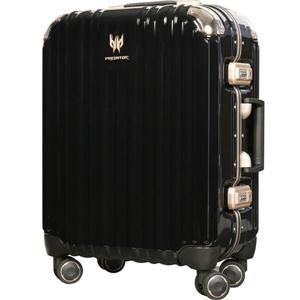 Acer G1 Suitcase V2, 20 Inch PC Frame Trolley Case - 2 Pieces EVA Protectors - DP.13411.07L