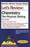 img - for Let's Review Chemistry 4th (fourth) edition Text Only book / textbook / text book
