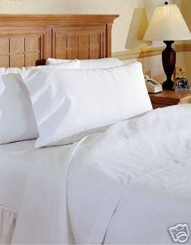 Great Viceroybedding 100% Egyptian Cotton Fitted Sheet, White, Small Single 400  Thread Count