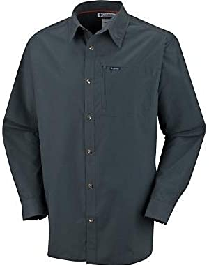Mens East Peak Omni Shield Long Sleeve Shirt