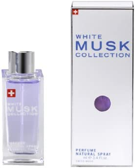 White Musk Collection Eau de Parfum 15 ml Women: Amazon.es