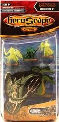 Heroscape Expansion XI D&D Warriors of the Ghostlight Fen By Wizards of the Coast Collection (Heroscape Collection)