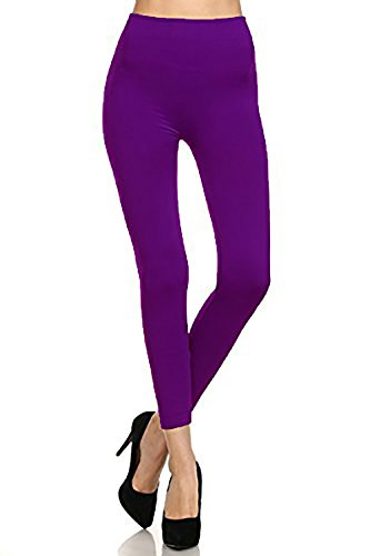 Color Leggings - 8
