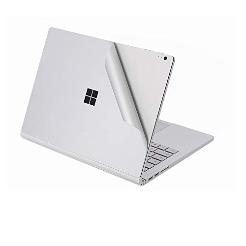 ProElife 3M Sticker Full Body Protector Decal Skin Show Logo for Microsoft Surface Book 13.5