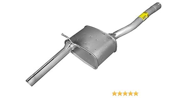 Walker 54511 Quiet-Flow Stainless Steel Muffler