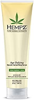 product image for Hempz Age Defying Exfoliating Herbal Body Scrub, 9 oz