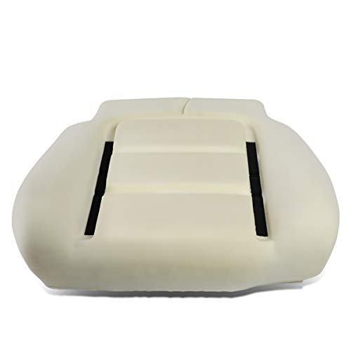 DNA Motoring ZTL-Y-0035 Front Driver Side Bucket Seat Bottom Lower Cushion Pad Upgrade - Oem Front Seat
