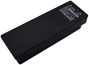 Akku für Scanreco 590 790 RC590 2000mAh 7.2V NiMH 592 RC400 960