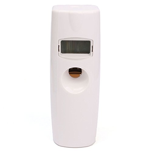 LCD Automatic Timer Non-aerosol Scent Dispenser Perfume Spray Air Refresher