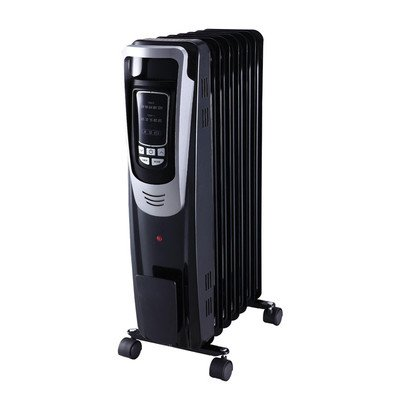 900/1500 Watts Portable Electric Radiant Radiator Heater Oil Filled Heaters Pelonis