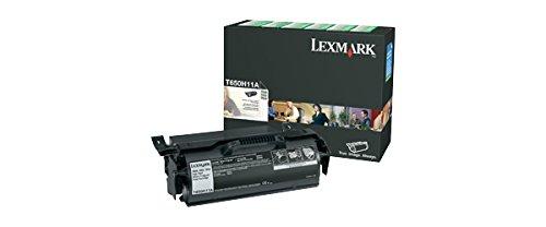 - Lexmark T65X - T650H11A Hy Return Program Print Cartridge