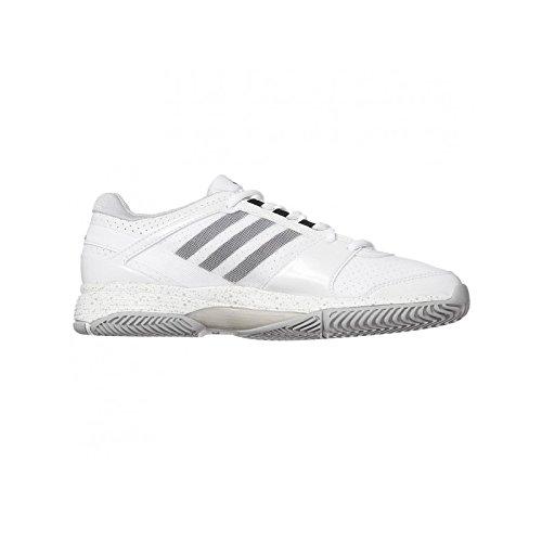 Schuhe Adidas Damen barricade team 3W weiß/schwarz weiß
