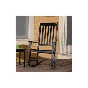 Nice This Item Mainstays Outdoor Rocking Chair, Black