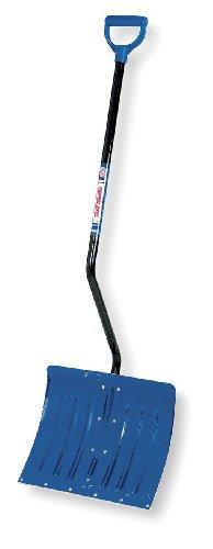 True Temper 1638900 Snow Shovel, Alum, 18 in W, 14.5 in H