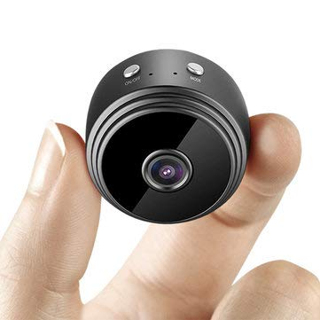Wifi 1080P Mini Camera Vlog Camera for Youtube Recording FPV Camera Night Vision Bike Camera Lifelogging Driving Recorder IP Camera - Sport Camera & Camcorder Sport Cameras]()