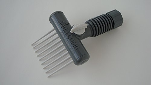 (Aqua Comb Spa Filter Cleaner Tool: Filter Comb for Hot Tub Filter Cleaning - Made In USA - No)