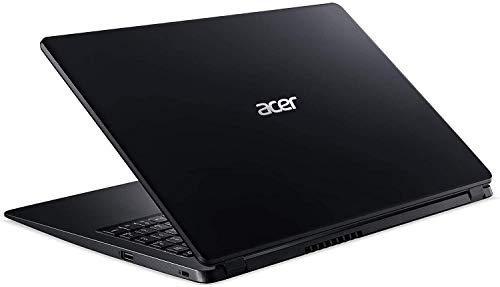 Acer Aspire 3 A315 54k Ordenador Portatil De 156 Hd Con Procesador Intel Core I3 8130u Ram De 8 Gb Ssd De 256 Gb Intel Hd Graphics Windows 10 Home S Color Negro Teclado Qwerty Espanol