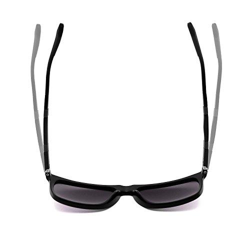 Black BLEVET Lens Bright para para Sol Gafas Deportes UV de Conducir Hombres Pink Protección BE002 Polarizadas Mujeres prWRqw6px