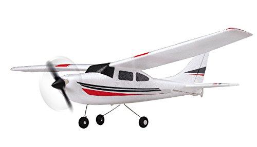 Amewi-24002-Avion-RC-Aviones-RC-Negro-Rojo-Color-blanco