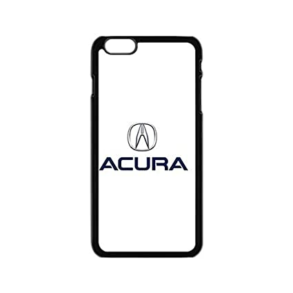 Amazoncom NCCCM ACURA Car Logo New Phone Case For IPhone - Acura phone case