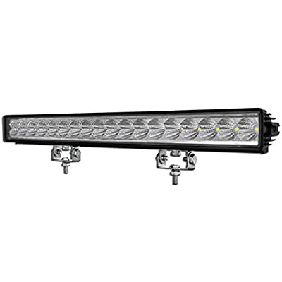 Kaper II L16-0077 White Off-Road LED Light Bar: Automotive