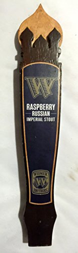 Widmer Brothers Raspberry Russian Imperial Stout Beer Tap - Russian Stout Imperial