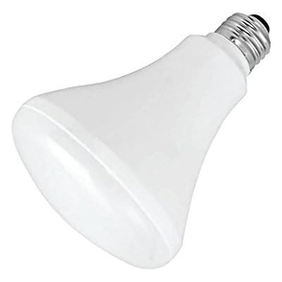 TCP LED9BR30D30K BR30 LED Lamp 9 Watt E26 Medium Base 720 Lumens 82 CRI 3000K Soft White Elite
