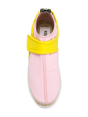 Kenzo Dame F852es354f5532 Pink Leder Slip På Sneakers cjyxdQzjBO
