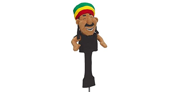 Amazon.com: Creative Covers para el golf Rasta hombre Club ...