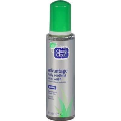 Clean Clear Advantage Daily Soothing product image