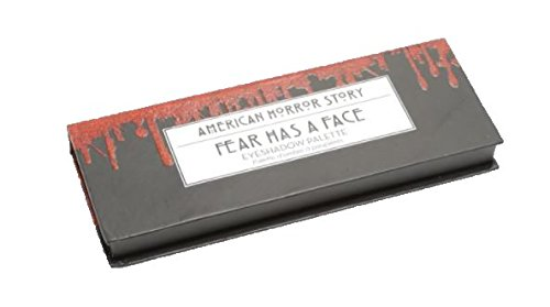 American Horror Story Fear Has A Face Eyeshadow Palette! Includes 12 Eyeshadows Ans One Eyeshadow Brush! Palette Is Inspired By 6 Seasons Of Your Favorite Show! Create So Many Spooky - Ahs Freakshow