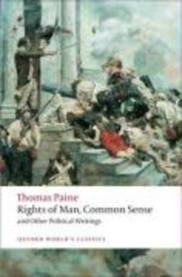 Rights of Man, Common Sense, and Other Political Writings (Oxford World's Classics) pdf