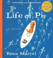 """Life of Pi [Unabridged] (Audio CD)"" av -Yann Martel-"