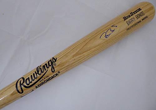 Barry Bonds Autographed Rawlings Bat San Francisco Giants Beckett BAS #F87918 (Barry Bonds Bats)