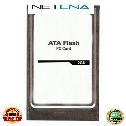 XR-MEM-FD2G Cisco 2GB Flash Disk PCMCIA 12000 Series Routers 3rd Party 100% Compatible memory by NETCNA USA (Flash Series Disk Pcmcia)