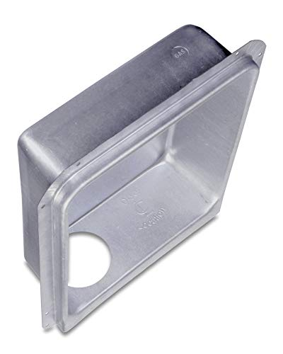Dryerbox Model 4D DB-4D | New Construction 2x6 Walls - Venting Down