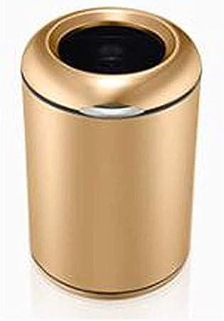 Ahorro de espacio: El cubo de basura delgada es de un tamaño adecuado para poner entre el salón chai
